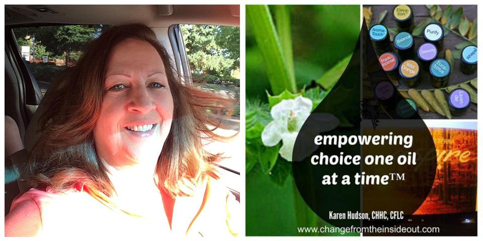 karen and essential oils